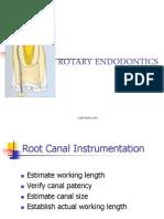 Rotary Endodontics