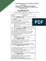 PLAN_CURRICULAR COMUNICACIÓN 2009