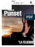 Eduardo Punset - La Felicidad Es La Ausencia Del Miedo