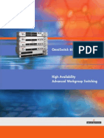 PDF ALCATEL LUCENT IP Networking OmniSwitch 6600 Family