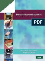 Manual de ayudas técnicas y productos de apoyo para personas con discapacidad