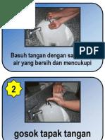 cara cuci tangan