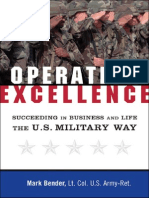 Success - Succeeding in Business and Life, The U.S. Military Way