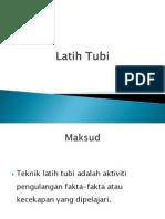 Latih Tubi