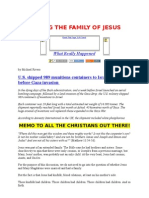 KILLING THE FAMILY OF JESUS.doc