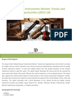 Global Musical Instruments Market
