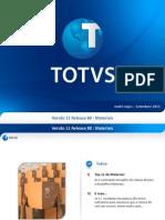 Setembro13 TOTVS Upgrade 2013 - Protheus - Materiais