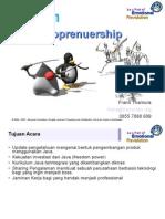 JTechnopreneurship Program