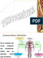 3.- Toxicocinética