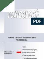 1.- Intr-Toxicología