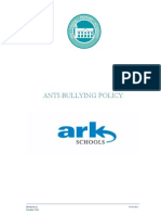 ARK Tindal Anti Bullying Policy 2013-14