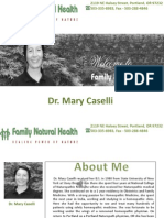 Portland Naturopath and Homeopath - Dr. Mary Caselli