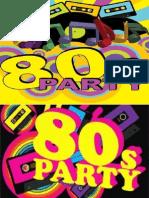 Fiesta 80s