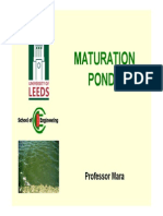 3e Maturation Ponds