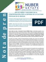 20132810 Nota Prensa Sobre Fitec y Actuacion Gobierno Juan Soler