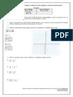 Atividade juros, frações algébricas e sistemas