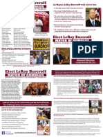 Burcroff election literature