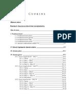 I. Calculul structurii de rezistenta.PDF
