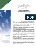 Spotlight 446 Energy Subsidies