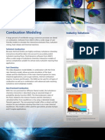 ANSYS Combustion Brochure
