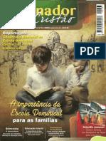 Revista Ensinador Cristão. Nº  53