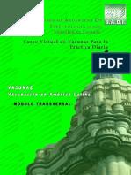 Modulo Vacunación en America Latina_2013