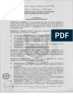 Reglamento Consejo Municipal de La Paz (1)