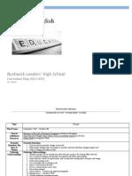 9th grade curriculum map 2013-2014