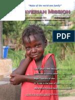 Xaverian Mission Newsletter Nov 2013