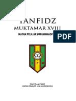 Tanfidz Muktamar Ipm Ke 18 - Palembang