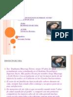 Diapositivas Proyecto de Vida