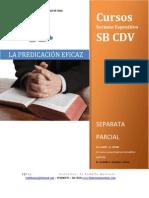 Predicación Eficaz SCDV