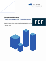 InternatiInternational Lessons Report