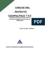 modulo tecnicas del proyecto geopólitico