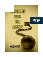 overcoming fear and anxiety - chapter 9 - haters - sneek peek