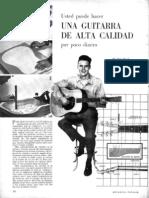 Guitarra de Alta Calidad MP 11-64