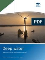 MARKETdeep Water European Wind Energy Ass
