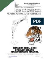 Crane Tiger Manual