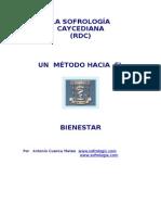 Sofrología - Antonio Cuenca Mateo