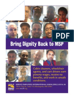 Bring Dignity Back to MSP