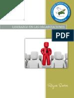 Tema IV - Liderazgo en Las Organizaciones