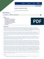 Armony, A. (2008) Sociedad civil y democracia en América Latina