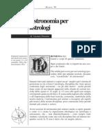 Astronomia per Astrologi di Luciano Drusetta