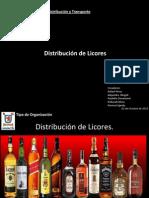 distribución de licores