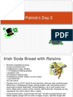 Stpaddys Day Recipes