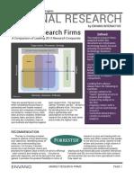 Envano Research - Market Research Firms