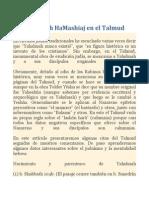 Yahshuah HaMashiaj en El Talmud