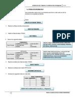 Ejercicios SQL Tienda Informatica