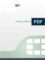 FortiOS v4.0 MR2 Patch Release 10 Release Notes