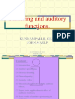 Stuttering and auditory functions..pdf/ KUNNAMPALLIL GEJO